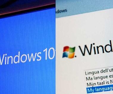 Windows 7 kontra Windows 10 - nadszedł czas zmiany systemu?