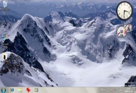 Windows 7 - netbook radzi sobie z nim całkiem nieźle /Komputer w Firmie