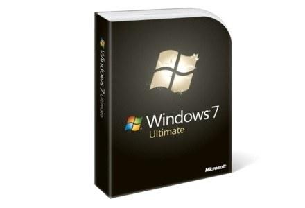 Windows 7 Ultimate w wersji pudełkowej /materiały prasowe