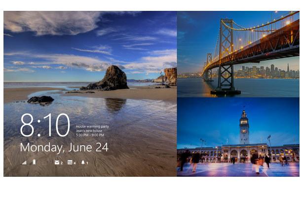 Windows 8.1 już wyprzedził Windowsa Vistę /materiały prasowe