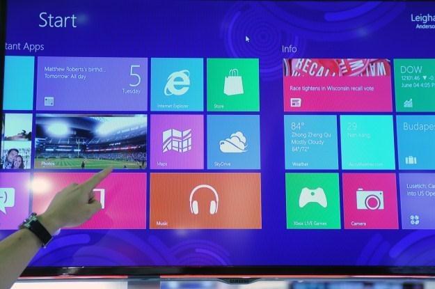 Windows 8 będzie rządził /AFP