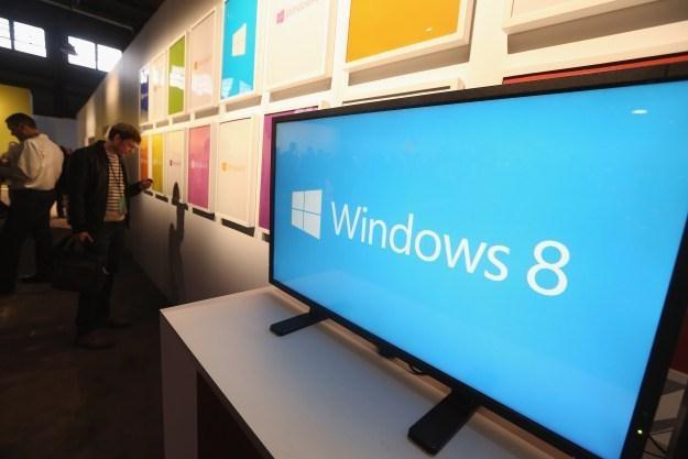 Windows 8 całkiem dobrze radzi sobie z wirusami /AFP