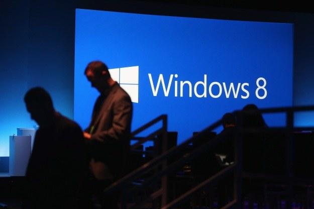 Windows 8 nie sprzedaje się tak dobrze, jak chciałby Microsoft /AFP