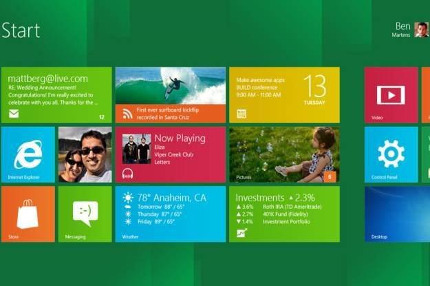 Windows 8 - wygląda i działa obiecująco /materiały prasowe