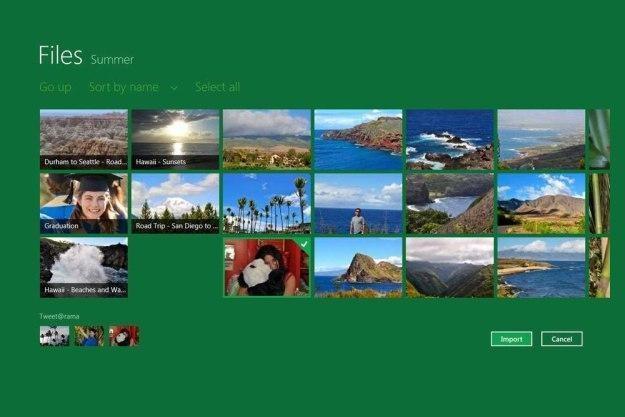 Windows 8 zapowiada się bardzo dobrze. Czy nowy system Microsoftu nie rozczaruje? /materiały prasowe