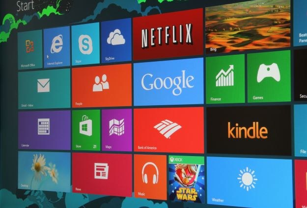 Windows 8 /123RF/PICSEL