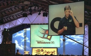 Windows 95 obchodzi 25. rocznicę