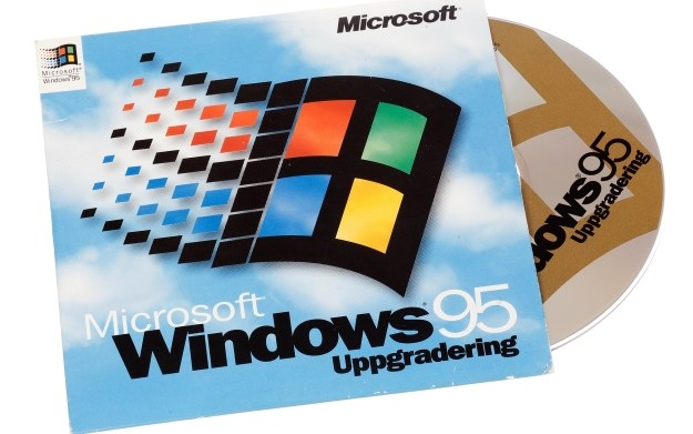 Windows 95 powraca /123RF/PICSEL