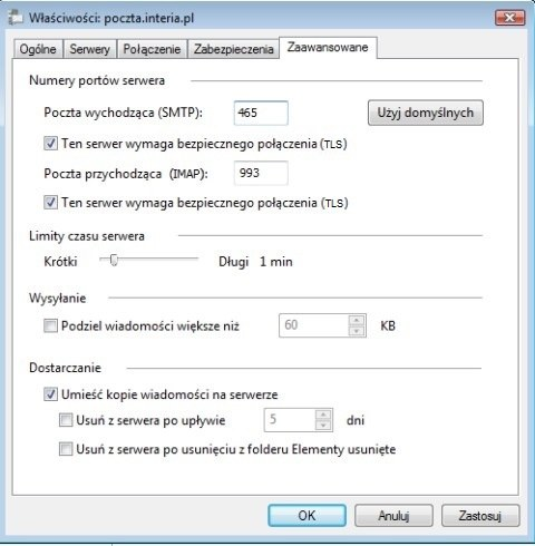 Windows Mail /Marcin Blecharz /INTERIA.PL