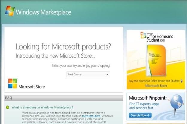 Windows Marketplace ma być konkurencją dla Apple AppStore /materiały prasowe