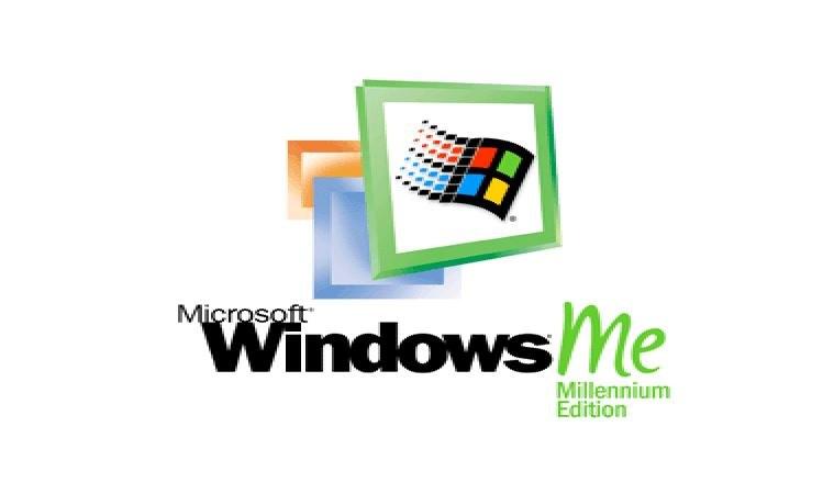 Windows ME /materiały prasowe