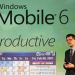 Windows Mobile 7 dopiero w 2011 roku