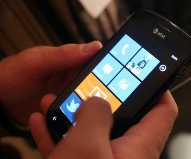 Windows Phone 7 - mobilny Windows