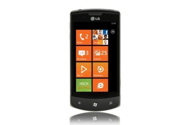 Windows Phone 7 na smartfonie LG /materiały prasowe