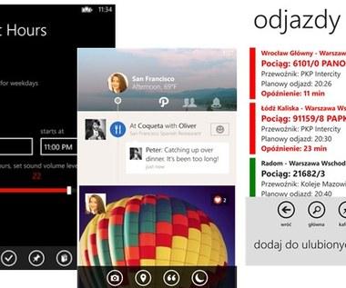 Windows Phone - ciekawe aplikacje (styczeń 2014)