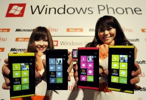 Windows Phone powoli odchodzi w niepamięć /AFP