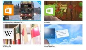 Windows Store: Ponad 65 tys. aplikacji dla Windows 8