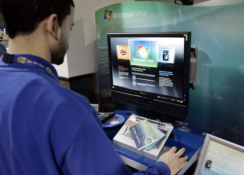 Windows Vista zadebiutował 30 stycznia 2007 roku /AFP