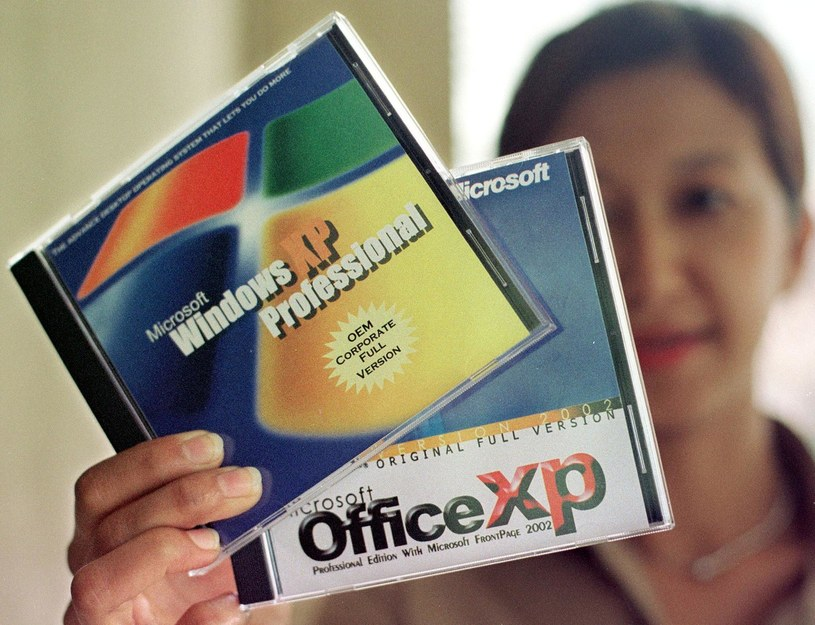Windows XP był wspierany do 2014 roku /AFP
