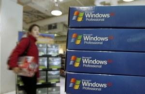 Windows XP wciąż umacnia swoją pozycję