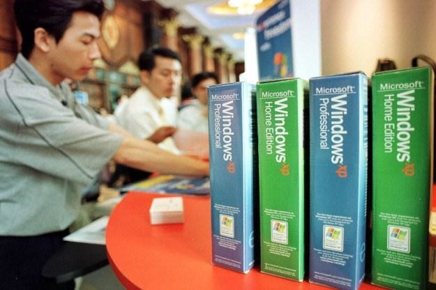 Windows XP wiecznie żywy /AFP