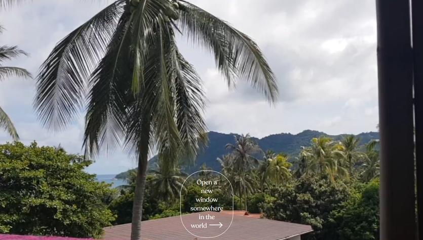 WindowSnap: Świat widziany przez cudze okno