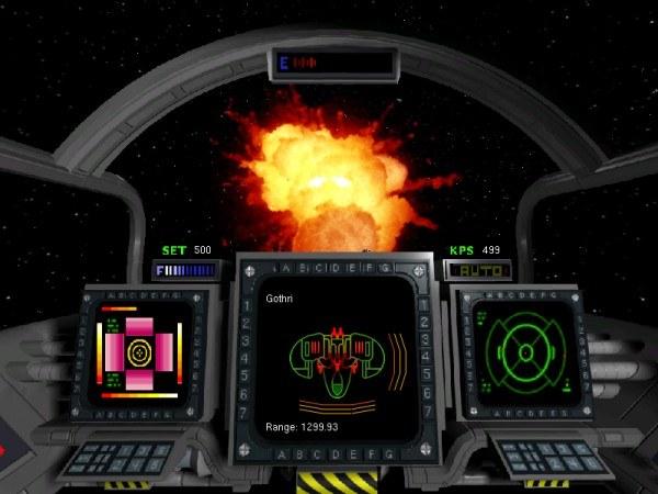 Wing Commander aktorsko przewyższał niejeden standardowy film sciene fiction! /Informacja prasowa