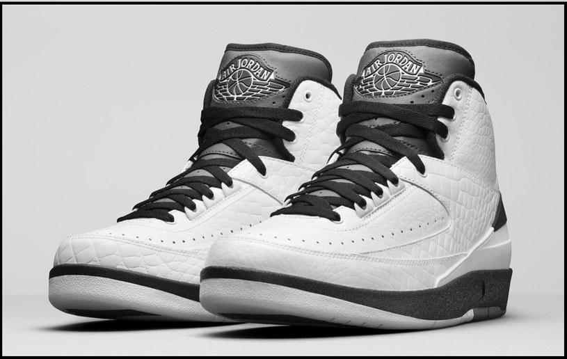 """Wing It"" Air Jordan 2 Retro - to właśnie o ten model miała rozpętać się awantura /sneakerbardetroit.com /INTERIA.PL"