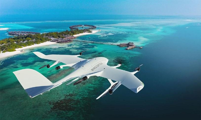 Wingcopter /Informacja prasowa