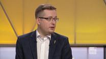 Winnicki w Polsat News o kolejnych kandydaturach na RPO: Co nam dzisiaj wypadnie, jak w totalizatorze