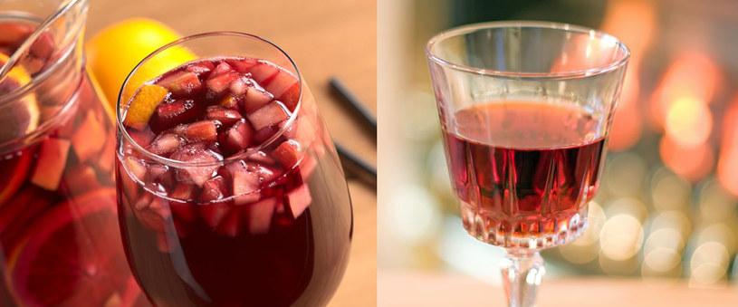 Wino a do niego oliwki, tapasy i krewetki... hmmm. To będzie pyszny mecz! /123RF/PICSEL