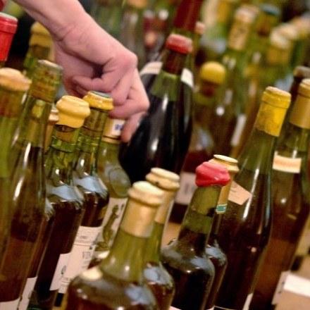 Wino lubi ciepło /AFP