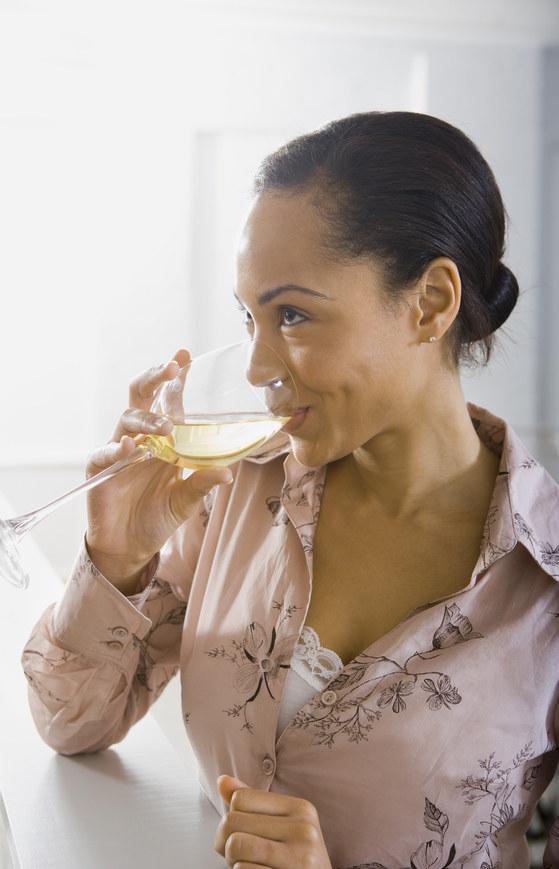 wino na cholesterol /© Photogenica