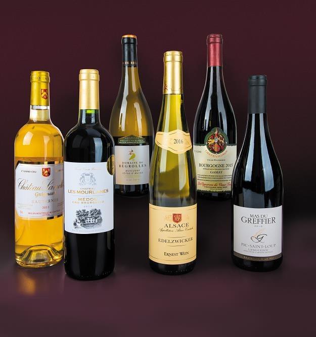Wino są idealnym prezentem na święta... /