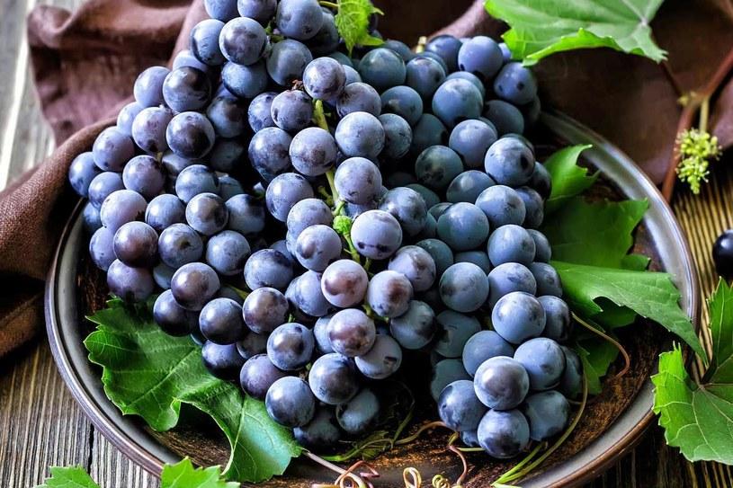 Winogrona są dobre nie tylko na deser /123RF/PICSEL