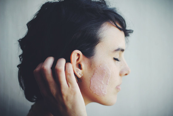 winogrona twarz /© Photogenica