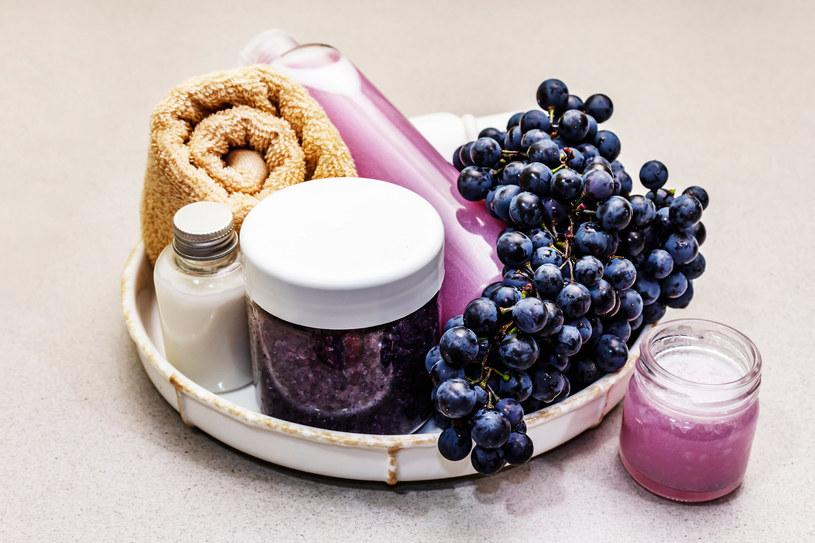 Winogrona warto wykorzystać w domowej pielęgnacji /123RF/PICSEL