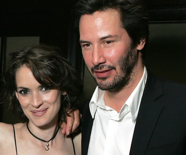 Winona Ryder i Keanu Reeves znowu razem!