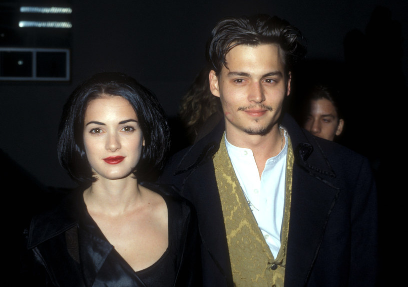 Winona Ryder, Johnny Deep /Barry King/WireImage /Getty Images