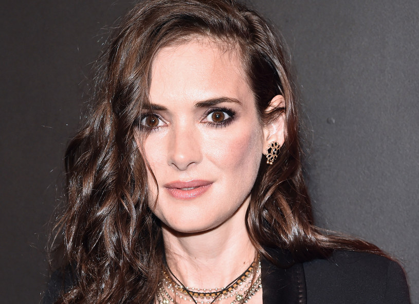 Winona Ryder /Getty Images