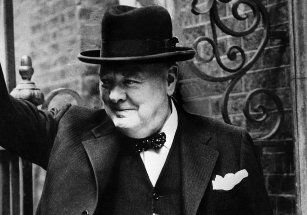 Winston Churchill /AFP