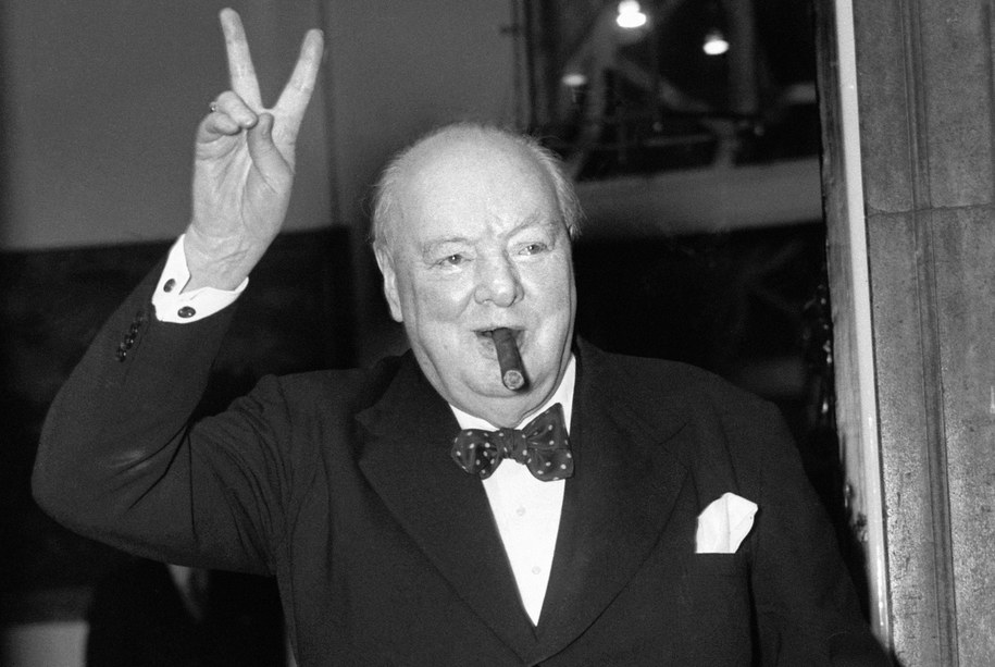 Winston Churchill /PAP/PA