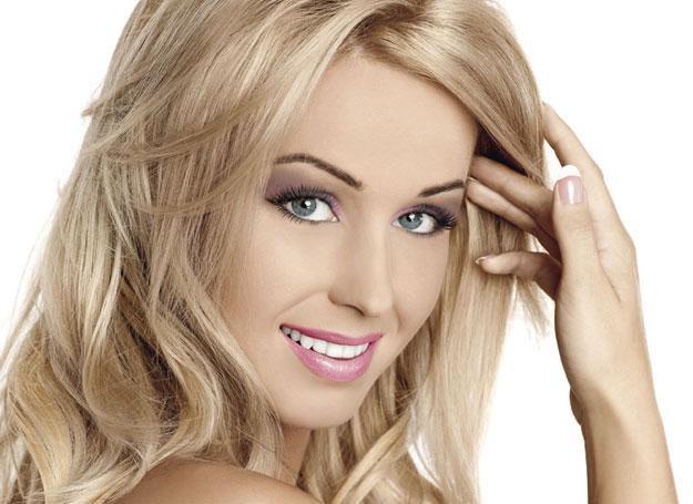 Wiosenny makijaż dla blondynki /INTERIA.PL/materiały prasowe
