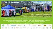 Wiosenny Piknik Podróżników w Parku Lotników Polskich w Krakowie