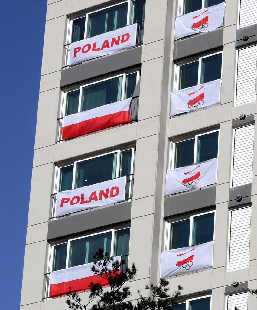 Wioska olimpijska w Pjongczangu //PAP