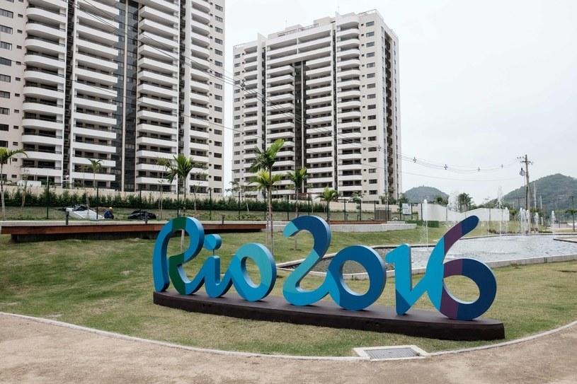 Wioska olimpijska w Rio de Janeiro /AFP