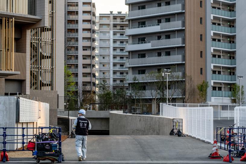 Wioska olimpijska w Tokio /Getty Images