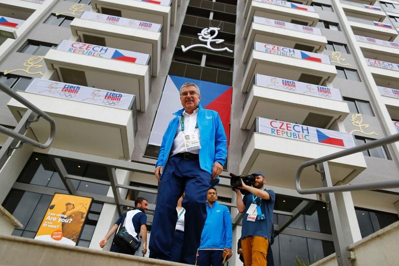Wioska olimpijska /AFP