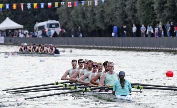 Wioślarska rywalizacja Cambridge i Oxfordu z udziałem Polaka!