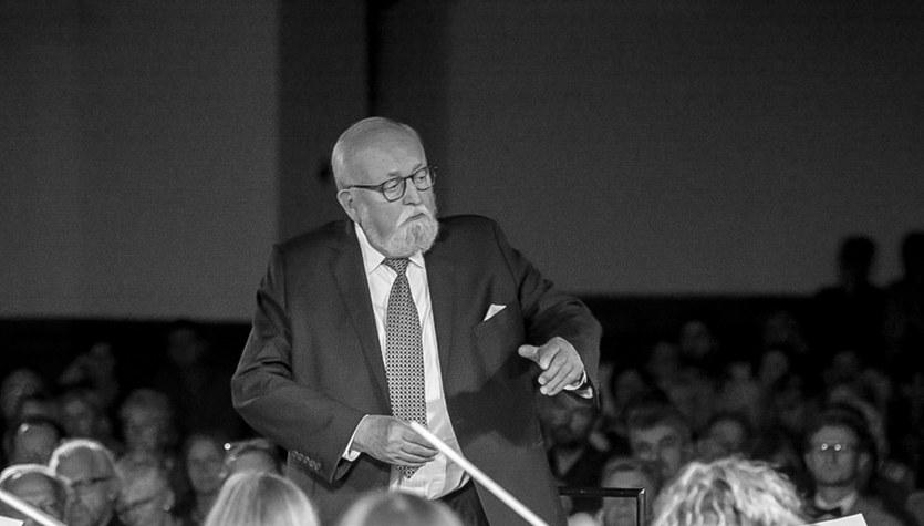 Wirtualna księga kondolencyjna poświęcona Krzysztofowi Pendereckiemu